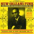 Various - New Orleans Funk Volume 4: Voodoo Fire In New Orleans 1951-77 (2LP) (With Download Code)