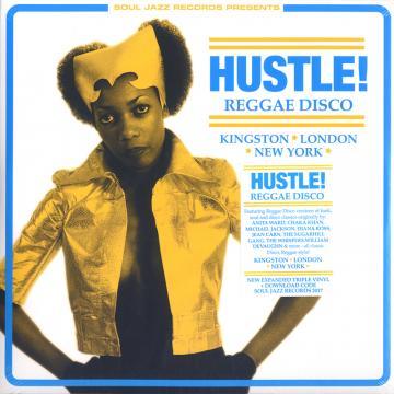 Hustle: Reggae Disco: Kingston, London, New York (3LP + Download Code)