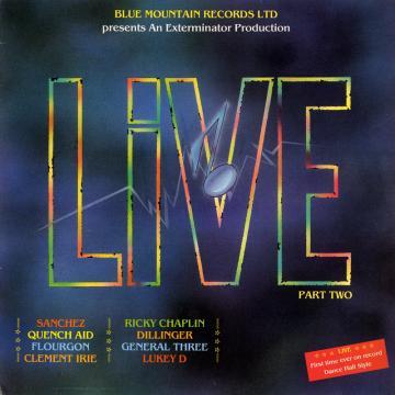 Blue Montain Live Part 2