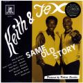 Keith & Tex - Same Old Story (LP+CD)
