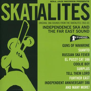 Independence Ska And The Far East Sound: Original Ska Sounds From The Skatalites 1963-65 (2LP)