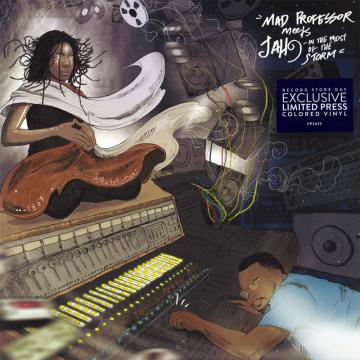 Mad Professor Meets Jah 9: In The Midst Of The Storm (Colored Vinyl)