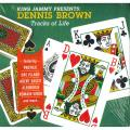 "King Jammy, Dennis Brown - King Jammy Presents Dennis Brown: Tracks Of Life (LP+7"")"