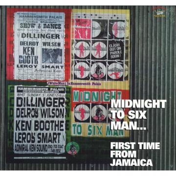 Midnight To Six Man. First Time From Jamaica