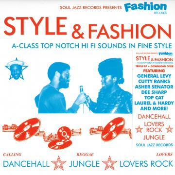 Style & Fashion: A-Class Top Notch Hi Fi Sounds (3LP)