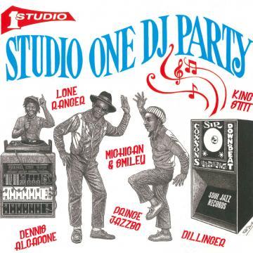 Studio One DJ Party (2LP)