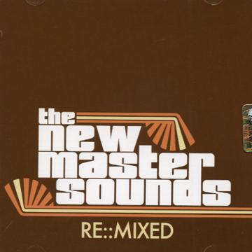 New Mastersounds - Re:mixed (CD)