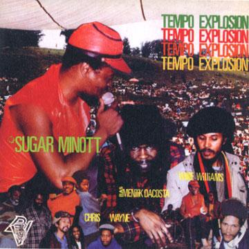 Various - Tempo Explosion (CD)