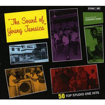 Sound Of Young Jamaica: 50 Top Studio One Hits (2CD)
