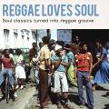 Various - Reggae Loves Soul