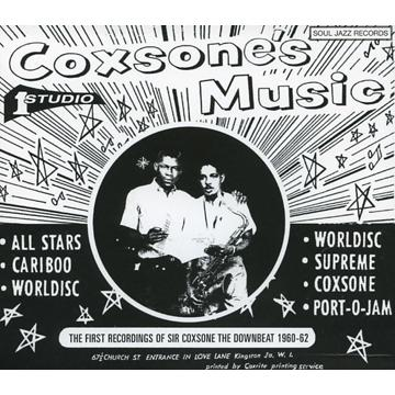 Coxson's Music: First Recordings Of Sir Coxone The Downbeat 1960-62 (3CD)