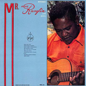 Mr. Ranglin With Soul