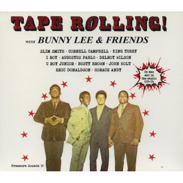various bunny lee friends tape rolling cd