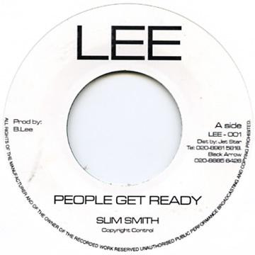 People Get Ready (Side A, B Label Reversed) / I'm Going Home